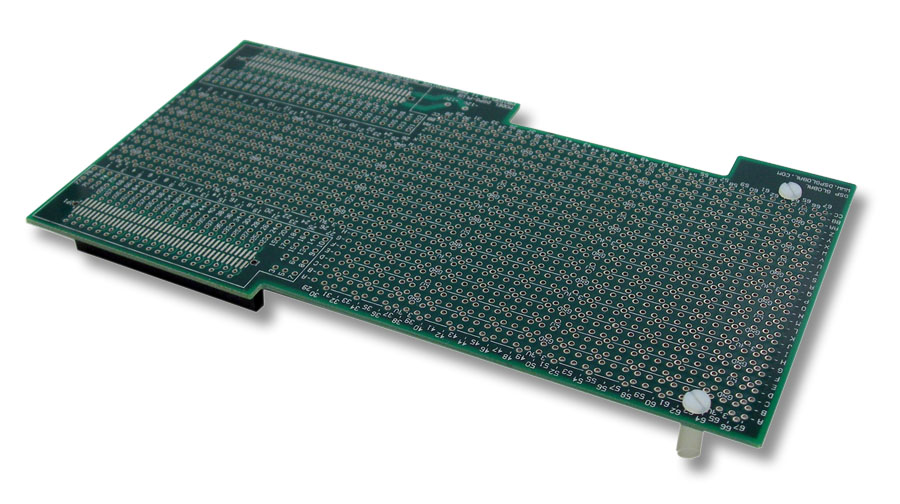 4 Layer Prototyping Board for C5000/C6000 TI Systems - Click Image to Close