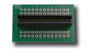 DaVinci EVM breakout connector for DC4 & DC5