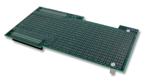 4 Layer Prototyping Board for C5000/C6000 TI Systems